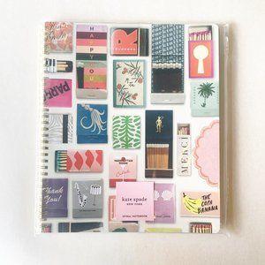 NEW - Kate Spade Large Spiral Notebook